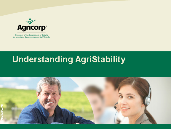 Understanding AgriStability